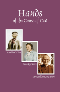 Baha'i Hands of the Cause of God book