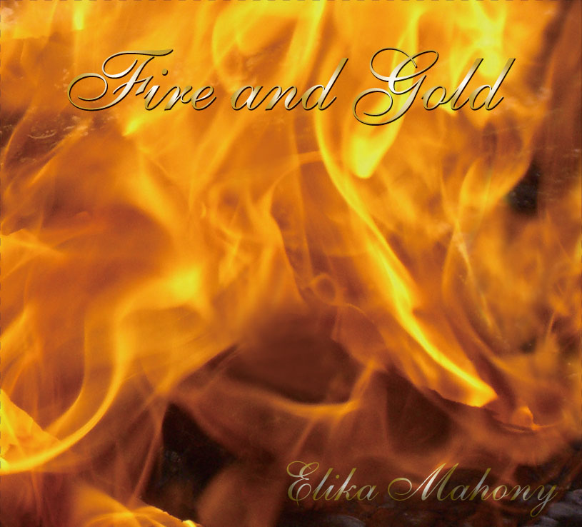 fire and gold cd cover