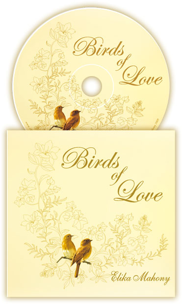 Birds of Love CD disc and cover