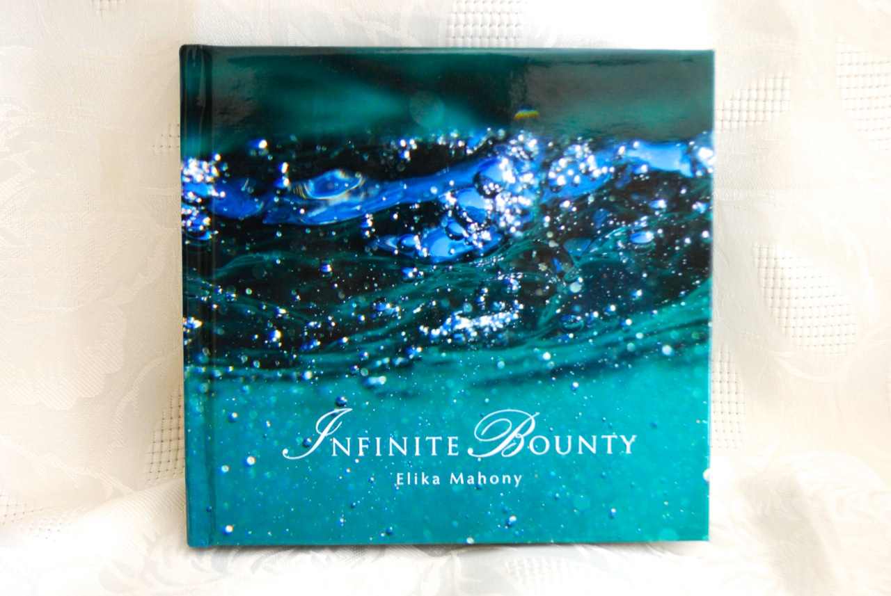Infinite Bounty booklet and CD