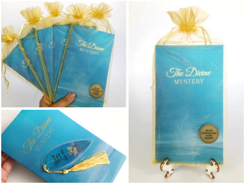 The Divine Mystery pre-order