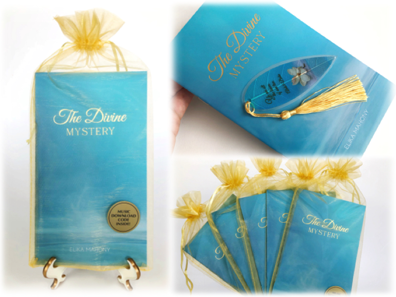 'The Divine Mystery' available for pre-order