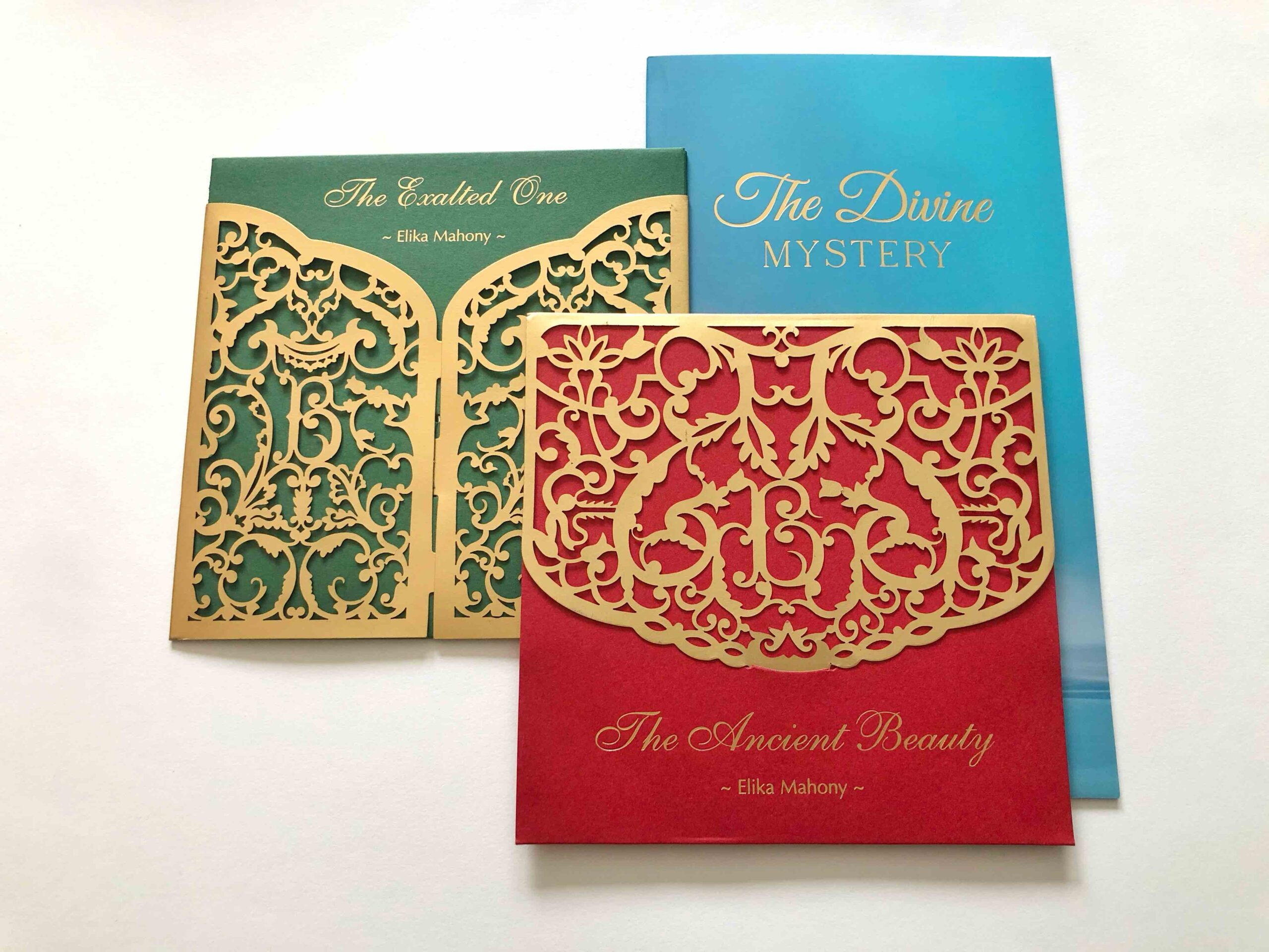 A Divine Trilogy – 3 albums for 3 Sacred figures in the Baha'i Faith