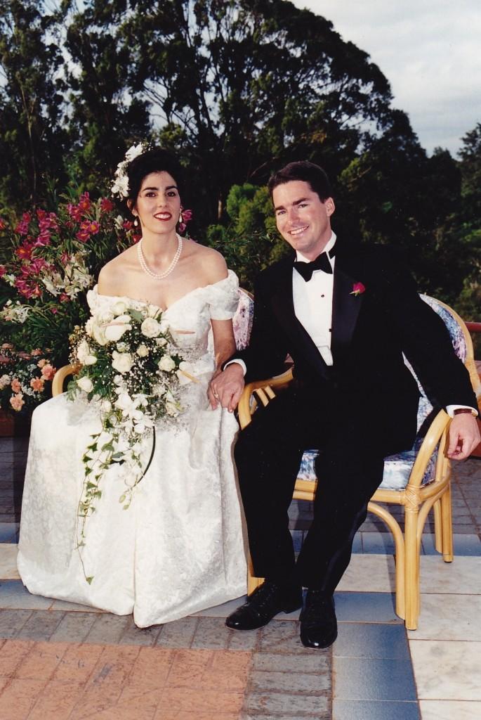 Elika and Tarry wedding