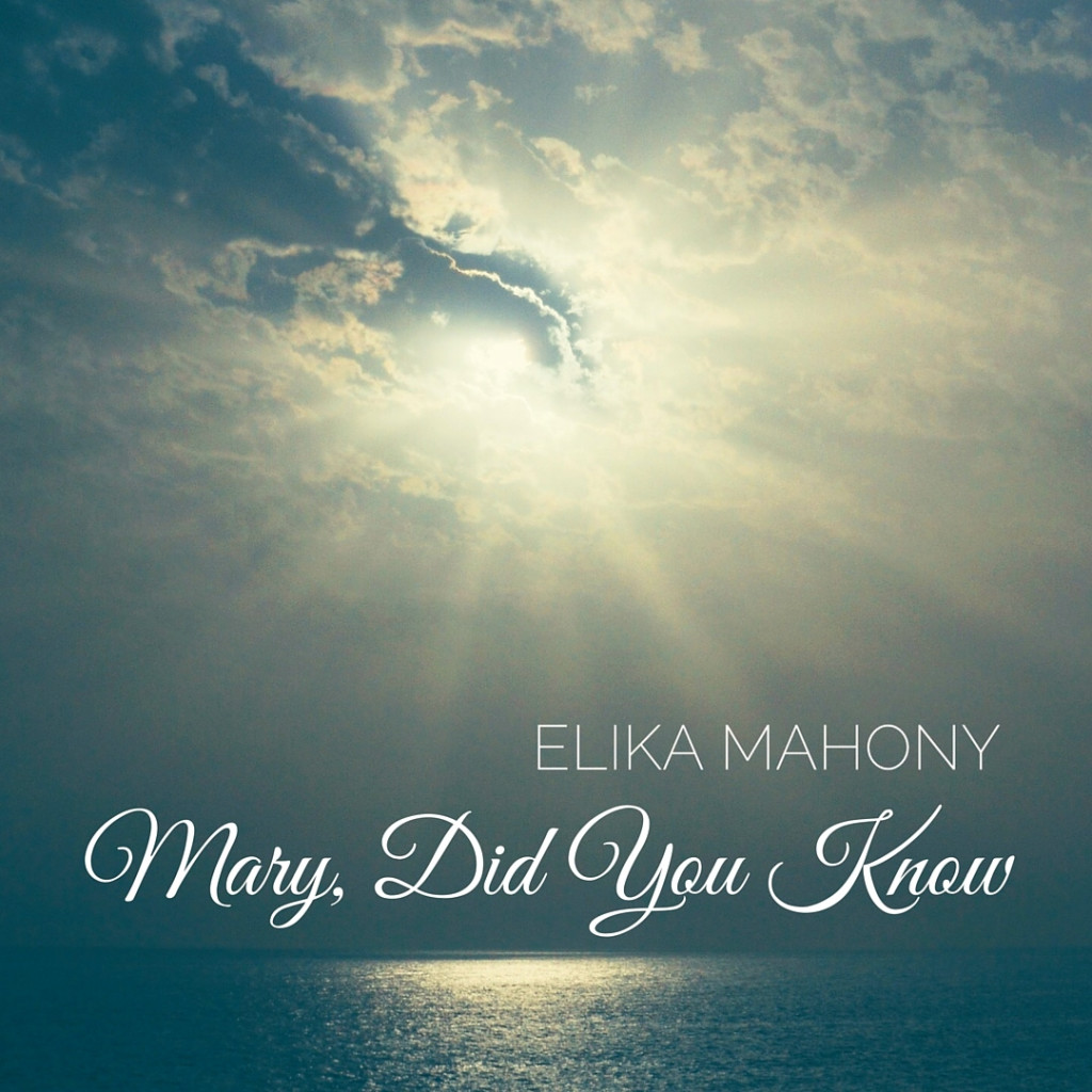 Mary, Did You Know cover FINAL