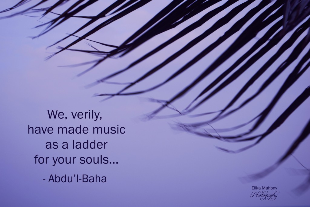 Quotation about music